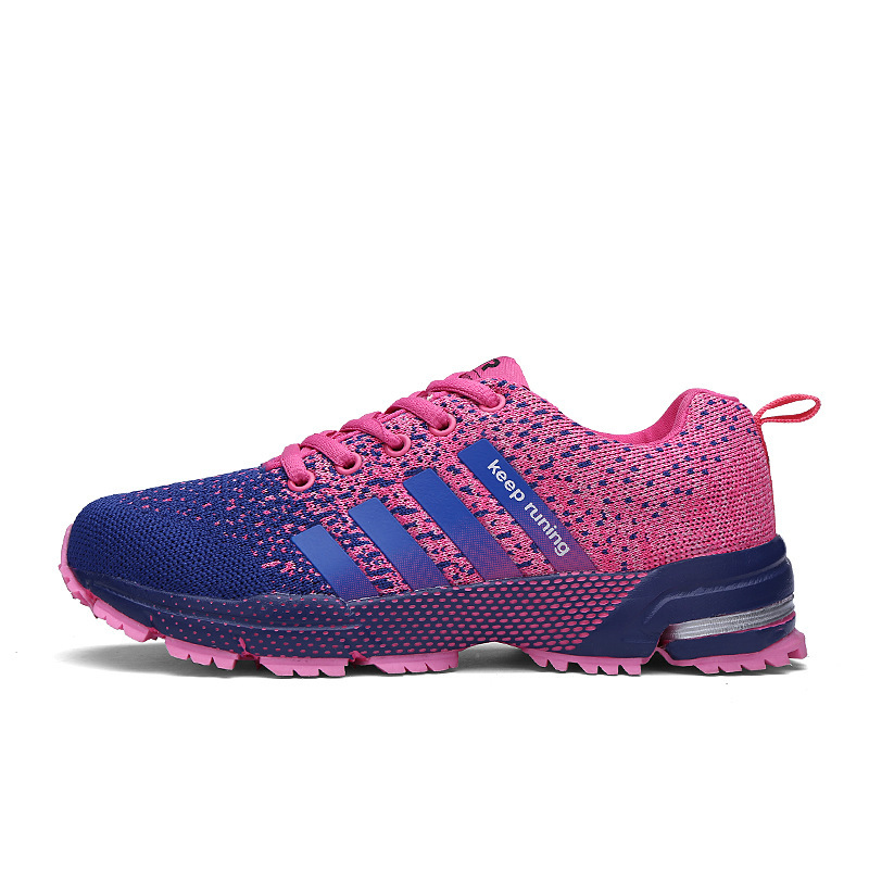 Women's Sneakers shoes Running shoes Outdoor Sports Shoes Breathable for Trainers Jogging Walking