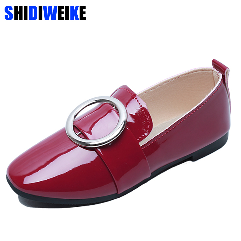 Aliexpress.com  Buy Shoes Woman 2018 Patent Leather Women ...