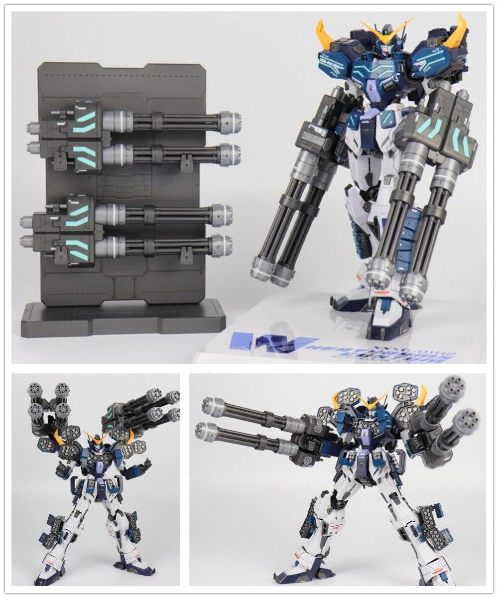 Super Nova model 1 100 MG XXXG 01H2 Heavyarms Custom Gundam EW Mo Kai DC009