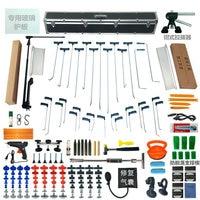 PDR Tools Kit Hooks Push Rod LED Lamp Reflector Board LED light Reflection Board Dent Repair Tool Set