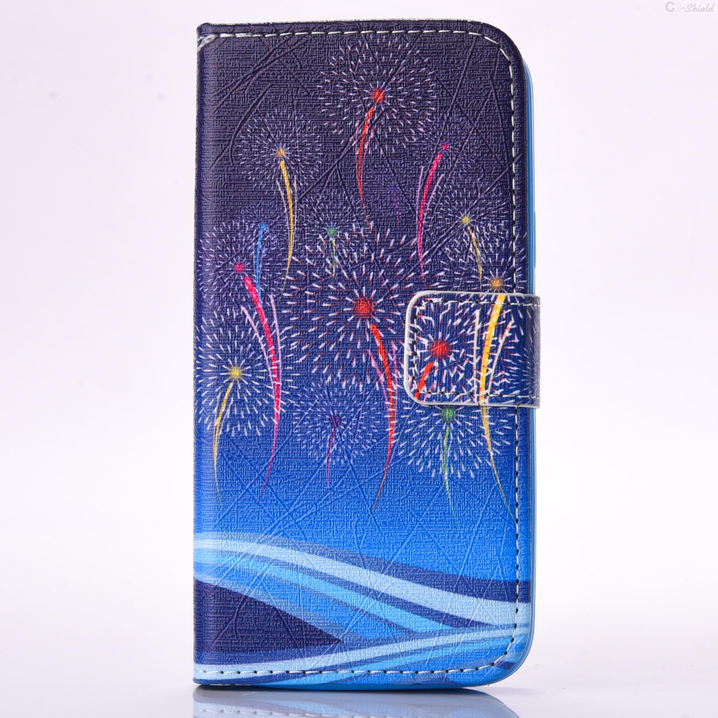 Case for Samsung Galaxy S 5 S5 mini S5mini G800F G800H G800A G800Y SM-G800F SM-G800H SM-G800A SM-G800Y Case Phone Leather Cover