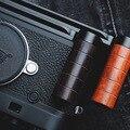Деревянная круглая рукоятка для дерева  алюминиевый базовый кронштейн  быстросъемная пластина L  подходит для Leica M10 Series