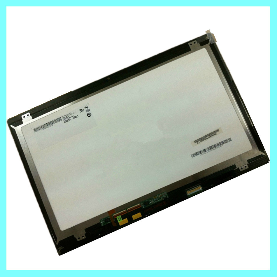 Original 14 Laptop LCD LED Screen with touch glass digitizer B140XTN02.4 for Acer Aspire V5-471P V5-471 V5-431 lcd assembly new 14 laptop front touch screen glass digitizer panel for acer aspire v5 471 v5 471p v5 431p v5 431pg series replacement parts