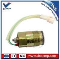 Magnetventil SKC5/G24 106 1 für Kobelco Bagger SK60 5-in A/c Kompressor & Kupplung aus Kraftfahrzeuge und Motorräder bei
