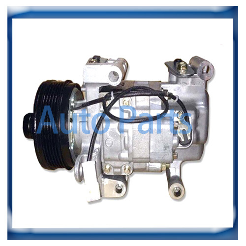 Cr19 Auto Ac A/c Compressor For Mazda 3 5 1.8l H12a1aj4e2 Cc29-61-k00e H12aobw4jz J5020027 Cc29-61-k00a Cc2961k00a Delicacies Loved By All A/c Compressor & Clutch