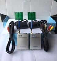 5,8 Г 2 Вт/1 Вт 16CH RC передатчик FPV RC контроллер приемник Запуск Модуль ж/FPV антенна 7DB для RC дроны часть к AHD камера HD