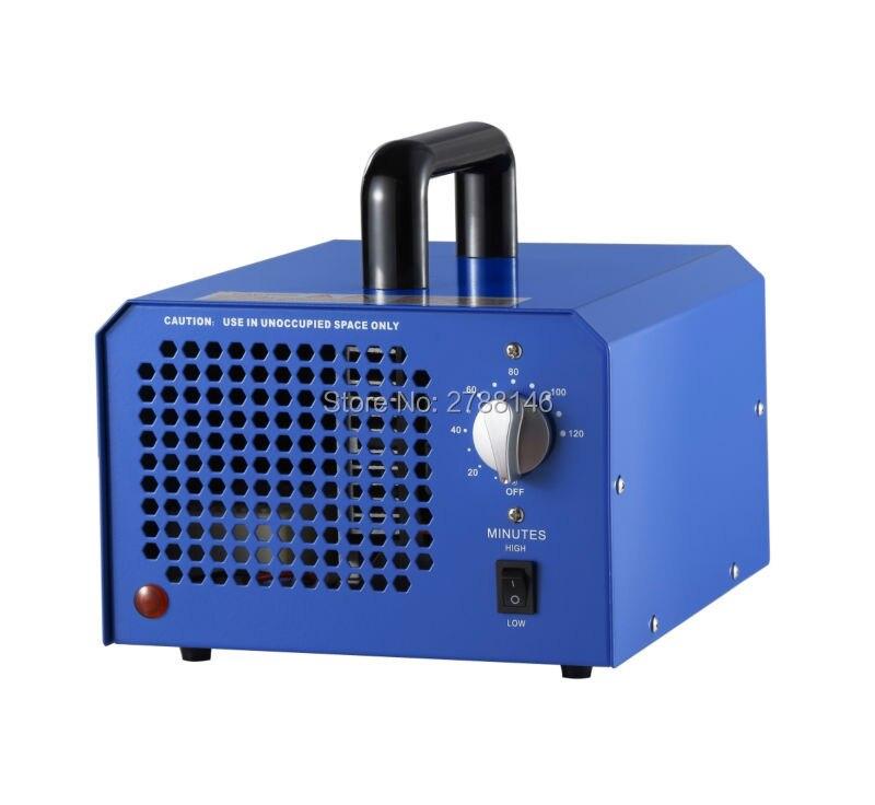 HIHAP 7.0G générateur d'ozone purificateur d'air (ozone réglable 3.5g ~ 7.0g)