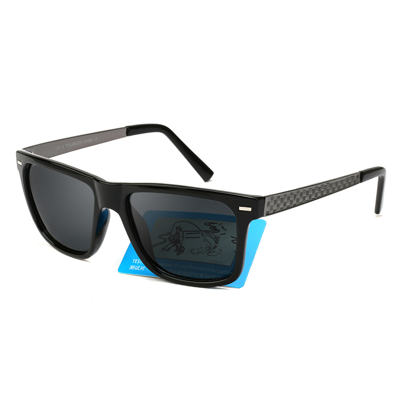 POLARSNOW Moda gafas de sol polarizadas Hombres Diseñador de la - Accesorios para la ropa - foto 4