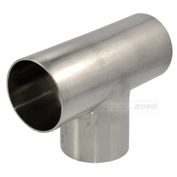 MEGAIRON 2  OD 51mm Quality Sanitary Weld TEE 3 Way Pipe Fitting Stainless Steel SS316 Pipe Thickness 1.5mm-in Pipe Fittings from Home Improvement on ...  sc 1 st  AliExpress.com & MEGAIRON 2