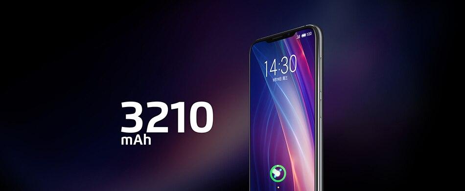 Meizu X8, 4 ГБ, 64 ГБ, глобальная версия, Смартфон Snapdragon 710, четыре ядра, мобильный телефон, фронтальная камера 20 МП, отпечаток пальца