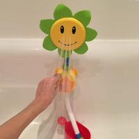 Baby Bath Toys Children Sunflower Shower Faucet Bath Learning Toy Gift Kids Toy Bath With Box