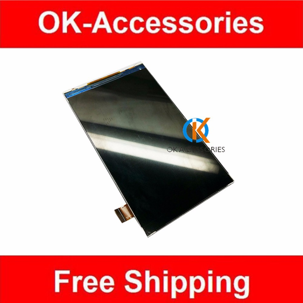 For Explay Vega LCD Display Screen Replacement High Quality 1PC/Lot explay для смартфона explay craft