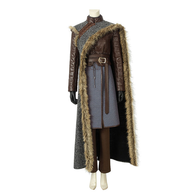 Arya Stark Costume for Cosplay 1