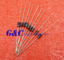 100PCS 1A 100V Diode 1N4002 IN4002 DO-41 Rectifier Diodes 50 pcs db3 db 3 do 35 trigger diodes