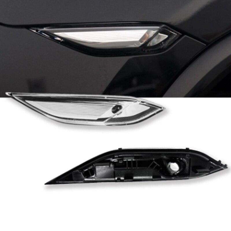 Front Side Fender Light Marker Light Turn Singal Light Lamp For Porsche Cayenne 2011 2012 2013