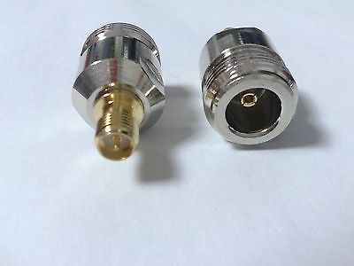 COPPER N Type female jack to RP-SMA female plug center RF coaxial connector reliable convenient usb 3 0 type a female to female plug adapter extension connector coupler