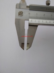 Image 4 - DLP projector lamp housing window, glass, UV/IR lens 25x20x3mm for Acer h6510bd projector