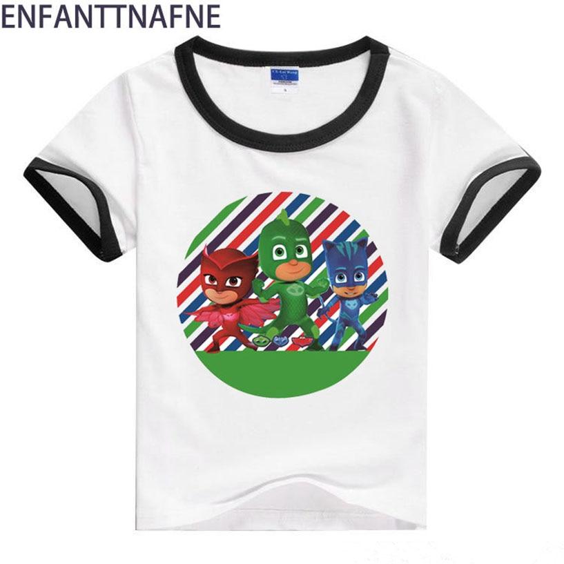 Dziewczyny top tees 12M-8T chłopcy t-shirt z krótkim rękawem t - Ubrania dziecięce - Zdjęcie 5