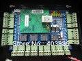 Nueva Red TCP/IP de Control de Acceso de Cuatro Puertas 4 Lectores Profesional Tablero Verde para la Puerta de Control de Acceso Sistema T04