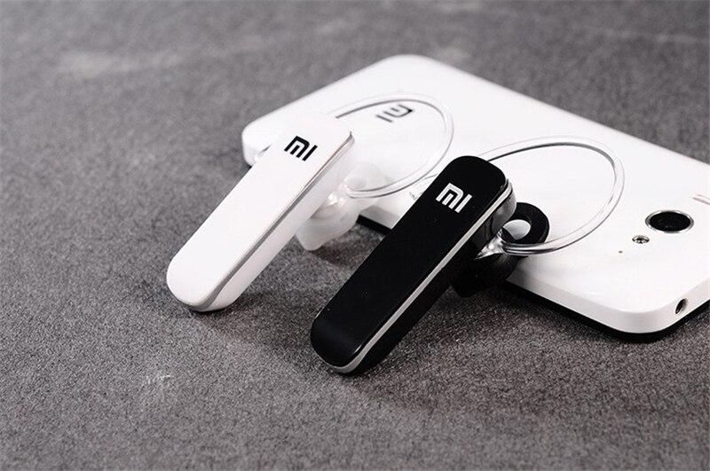 51eb201c4ba High Quality New Bluetooth Wireless Xiaomi Earphone Headphone Headset for  Xiao Mi Xiomi Redmi Note 2 3 Mi4 Phone with Microphone-in Earphones &  Headphones ...