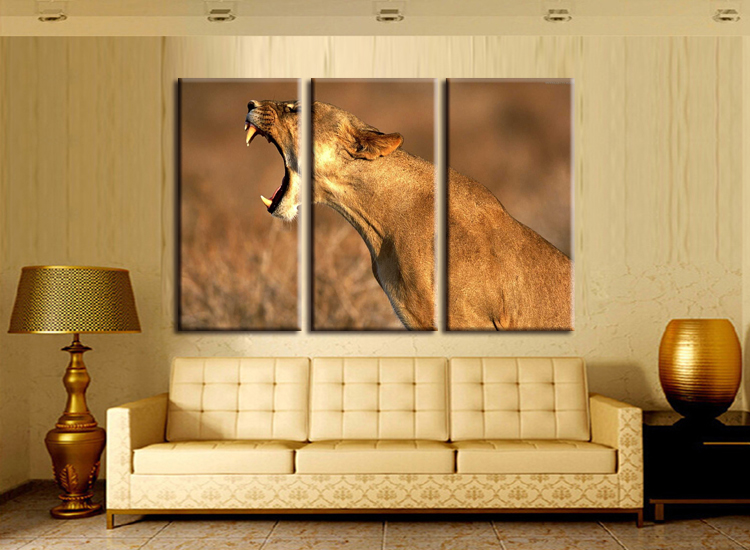 Wonderful Cheetah Wall Art Contemporary - Wall Art Design ...