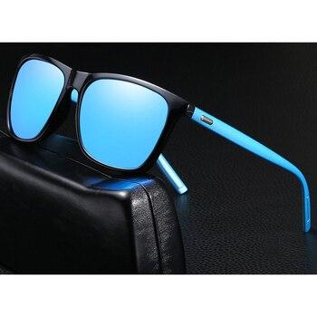 Stgrt 2019 New Style Fashionable Leisure Polarized Prescription Sunglasses Can Put Optical Lens Handsome Men 0019