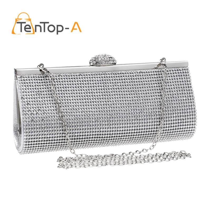 Free shipping 2016 We Best Price Diamond Eveningbag High Grade Full Rhinestone Dinner Bag/Clutch Purse/Bridal Wedding Bag NO3086 best price 5pin cable for outdoor printer