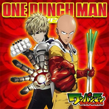 Oct. Home Textile One-Punch Man Anime Saitama & Genos 60*60CM Square Pillow Case PillowCases #40442 1