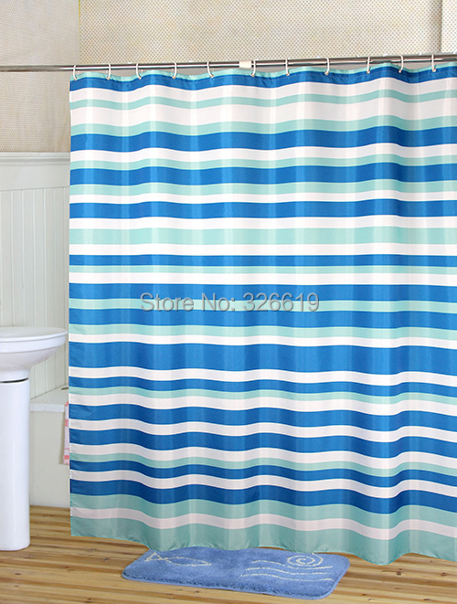 teal striped shower curtain. Enchanting Teal Striped Shower Curtain Gallery  Best idea home