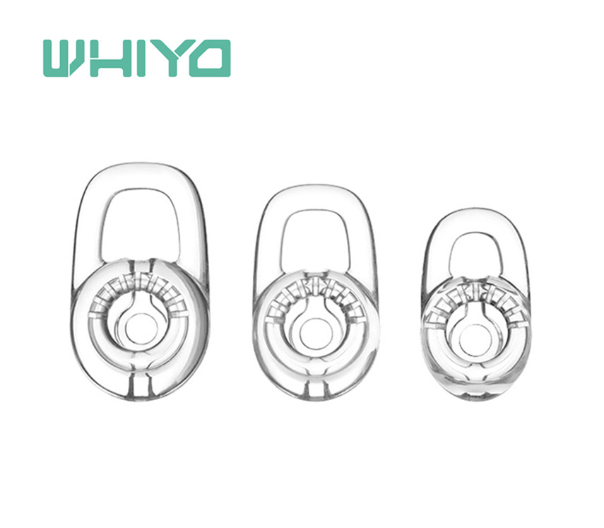 Whiyo 1 set of Silicone Replacement Earbuds Eartips Ear