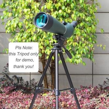 SVBONY SV28 20-60x80mm تكبير الإكتشاف نطاقات BAK4 موشور FMC عدسة مراقبة الطيور الصيد أحادي تلسكوب المنظار للماء F9308 للصيد ، وإطلاق النار ، والرماية ، مراقب...