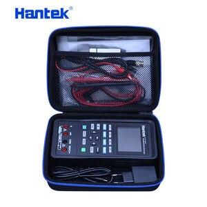 Image 5 - Hantek osciloscópio automotivo + multímetro gerador de forma de onda 3 em 1 osciloscópio handheld usb 2 canais 40mhz 70mhz ferramentas