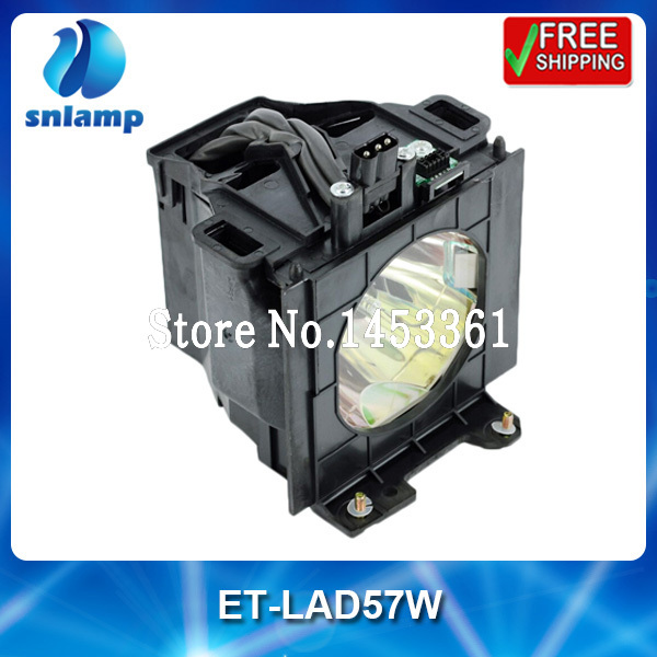 ФОТО Replacement projector lamp bulb ET-LAD57W ET-LAD57 for PT-D5700 PT-D5700L PT-D5700UL PT-DW5100 PT-DW5100L ...