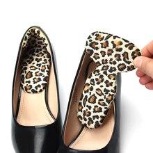 1/2/5 пар Для женщин стопы невидимые стельки T-Форма обувь на высоком каблуке/противоскользящая половина двор колодки Нескользящие подушки обувные колодки