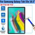 Защитная пленка для экрана из закаленного стекла для Samsung Galaxy Tab s5e 10 5 2019 SM-T720 SM-T725 T720 T725Tablet защитное стекло 9H HD 0 3
