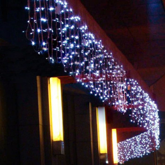 6m x 1m 256 led outdoor black curtain light party christmas tree 6m x 1m 256 led outdoor black curtain light party christmas tree decoration string fair wedding hotelfestival free shipping in led string from lights aloadofball Image collections