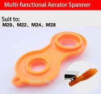 Plastic Faucet Aerator Repair kit Replacement Tool Spanner for Faucet Aerator Spanner Wrench Sanitaryware