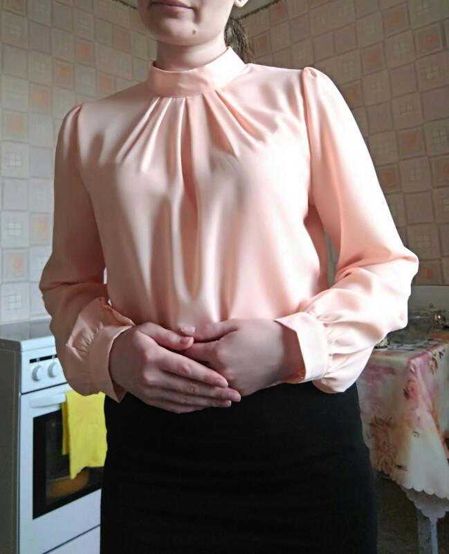 HTB1JCBTLXXXXXXXapXXq6xXFXXXK - Women Elegant Chiffon Blouses Sexy Blouse Shirt Casual Long Sleeve