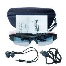 f0afff387 SM07B 1080 P/720 P Do Bluetooth MP3 Óculos óculos de Sol Câmera de Vídeo  Fotografado Apoio Resposta/Discagem de Chamadas de Tele.