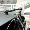 Baseus marca sólida serie magnética car mount teléfono dashboard sostenedor del soporte de 360 rotaciones para iphone 5s 6 7 samsung universal