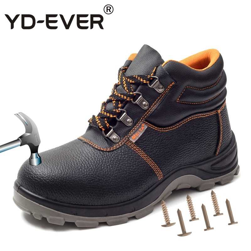 4d64cecc6df Detail Feedback Questions about YD EVER Plus Size Men Safety Shoes ...