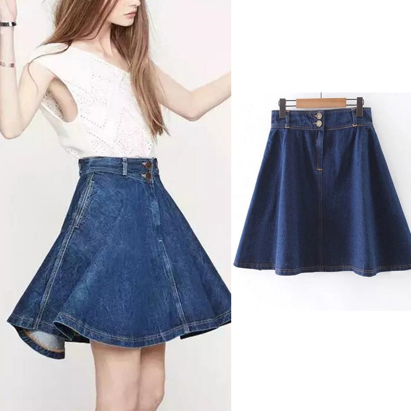 Popular Designer Denim Skirts-Buy Cheap Designer Denim Skirts lots ...