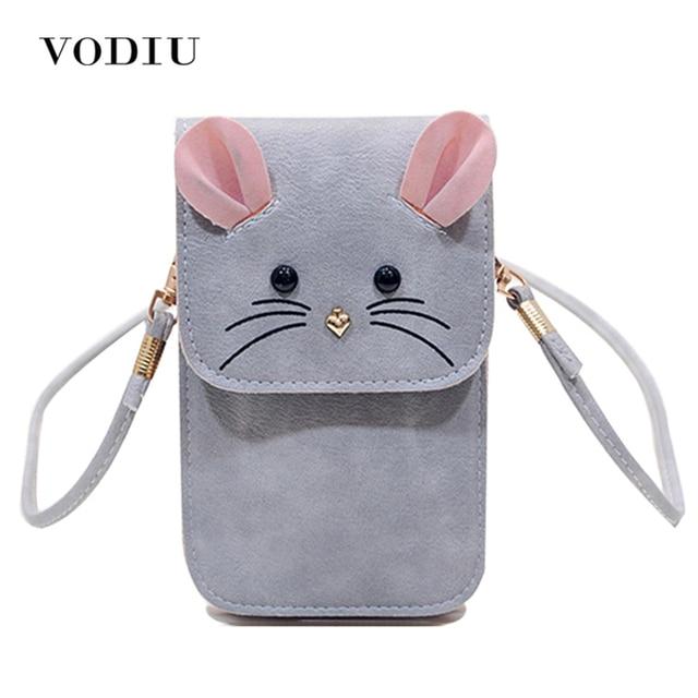 1a7d54526aa7 Women Bag Handbags Over Shoulder Crossbody Sling Summer Leather Casual Cute  Phone Animal Small Flap Girl Bolsas Female Purse