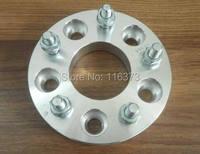 2 WHEEL ADAPTERS SPACERS  5X135MM TO 5X135MM | 14X2.0 | CB 87.1MM | 38MM