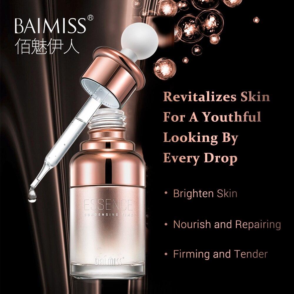 Baimiss seis peptides rejuvenescimento essência líquido anti rugas rosto soro hidratante endurecimento anti envelhecimento iluminar cuidados com a pele 30 ml