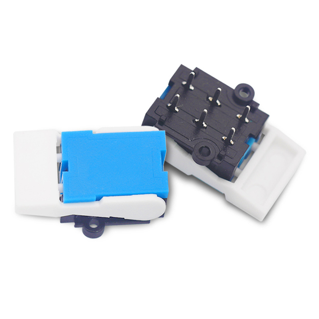 Telephone hookswitch switch phone switch off line switch silver ...