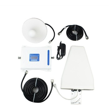 GSM/DCS mobile signal amplifier mobile unicom telecom three networks in one 2G/3G voice signal enhancement