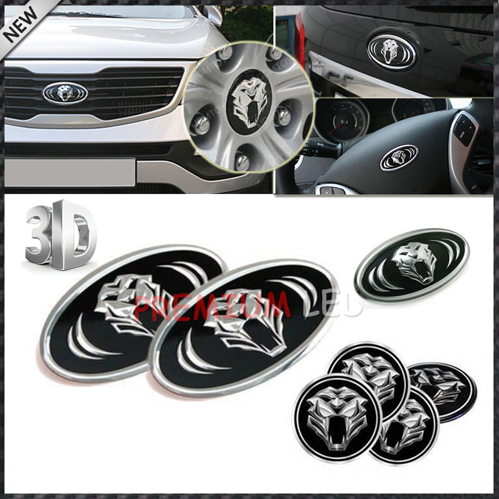 warranty badge hood lowest number fast shipping logo part black new year chrome prices kia and babc soul emblem genuine products