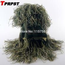 TPRPST дышащий снайперский Ghillie капот Камуфляжный головной убор для Ghillie костюм Москитная сетка капюшон головной убор Ghillie Viper капюшон NL684