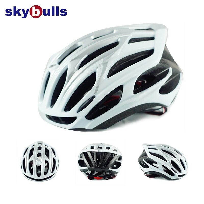 Skybulls 2019 New Style Bicycle Helmet Road MTB Bike Integrally-molded Helmet Cycling Casco Ciclismo HelmetSkybulls 2019 New Style Bicycle Helmet Road MTB Bike Integrally-molded Helmet Cycling Casco Ciclismo Helmet